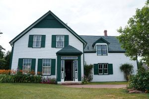 Green Gables house Prince Edward Island Canada Canadian Maritimes