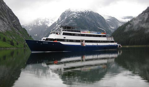 Small Ship Alaska Cruises  Usa River Cruises