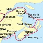 Canadian Maritimes & St. Lawrence Seaway