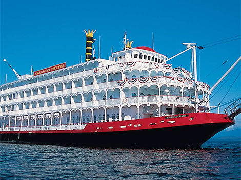 American Empress cruise ship