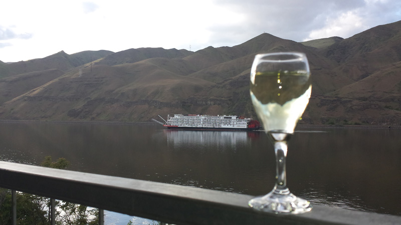 Sip Wine From Around The World Usa River Cruises