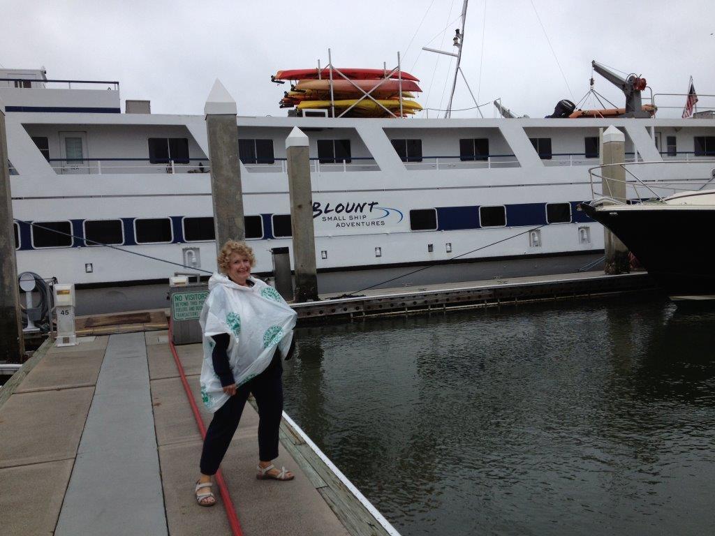 Blount ship