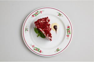 American Cruise Lines' Executive Chef recipe for Red Velvet Cake served on Southern cruises on the Mississippi River.