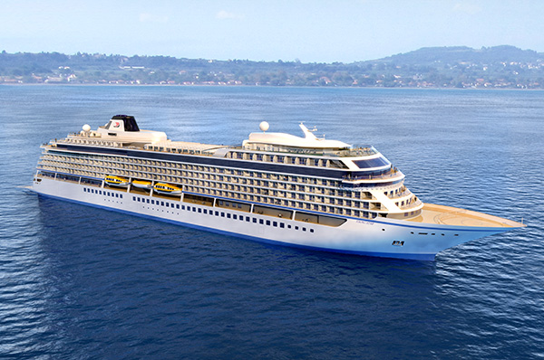 The Viking Star - New Cruise Ship for 2015