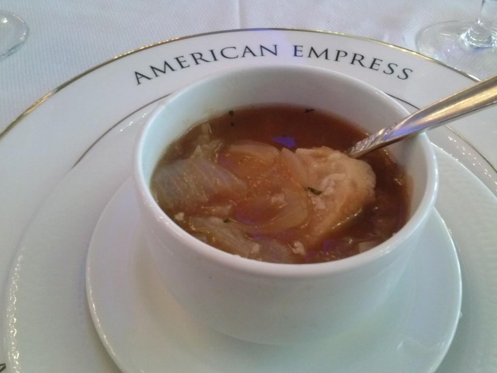 Walla Walla Onion Soup is what looks good!