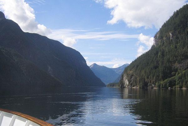 Alaska Cruises  USA River Cruises