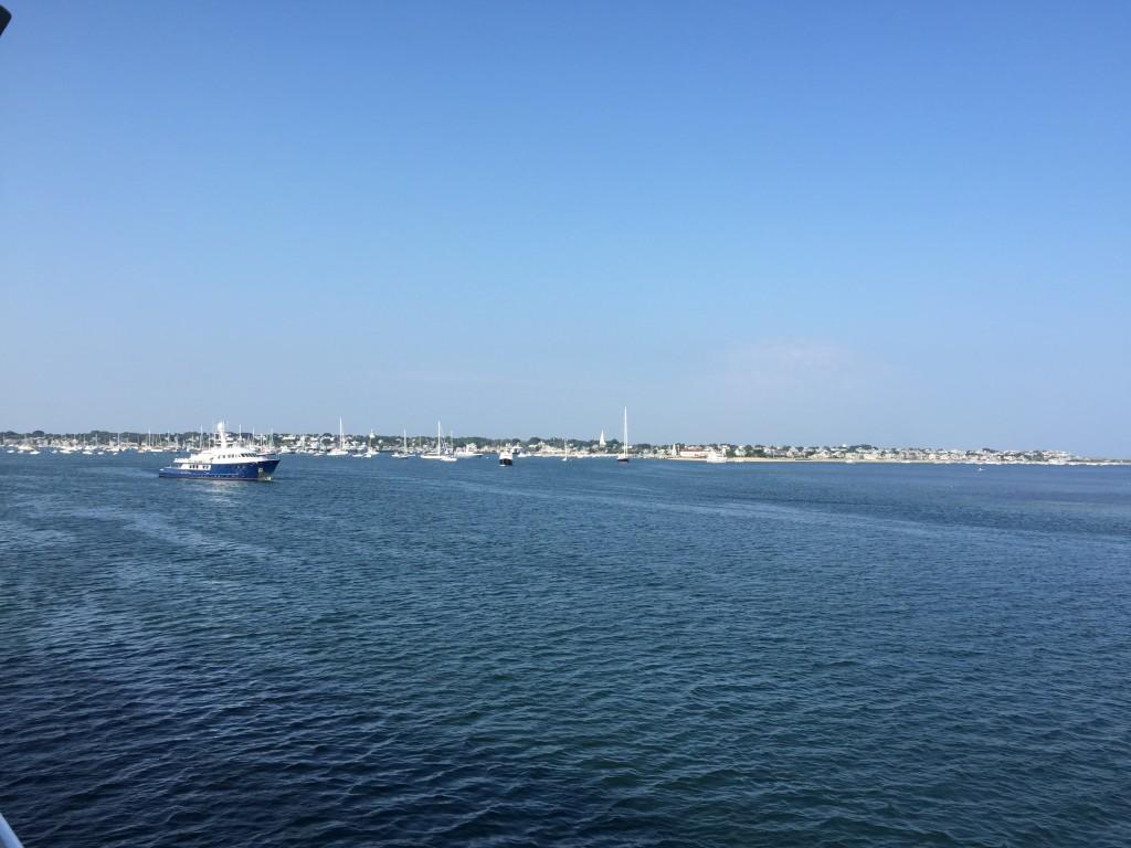 View of Nantucket