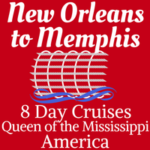 Lower Mississippi River Cruise: New Orleans - Memphis
