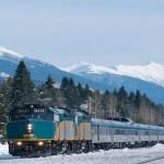 Snow Train - Via Rail