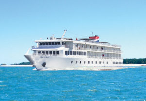 The Independence, one of the finest ships from American Cruise Lines
