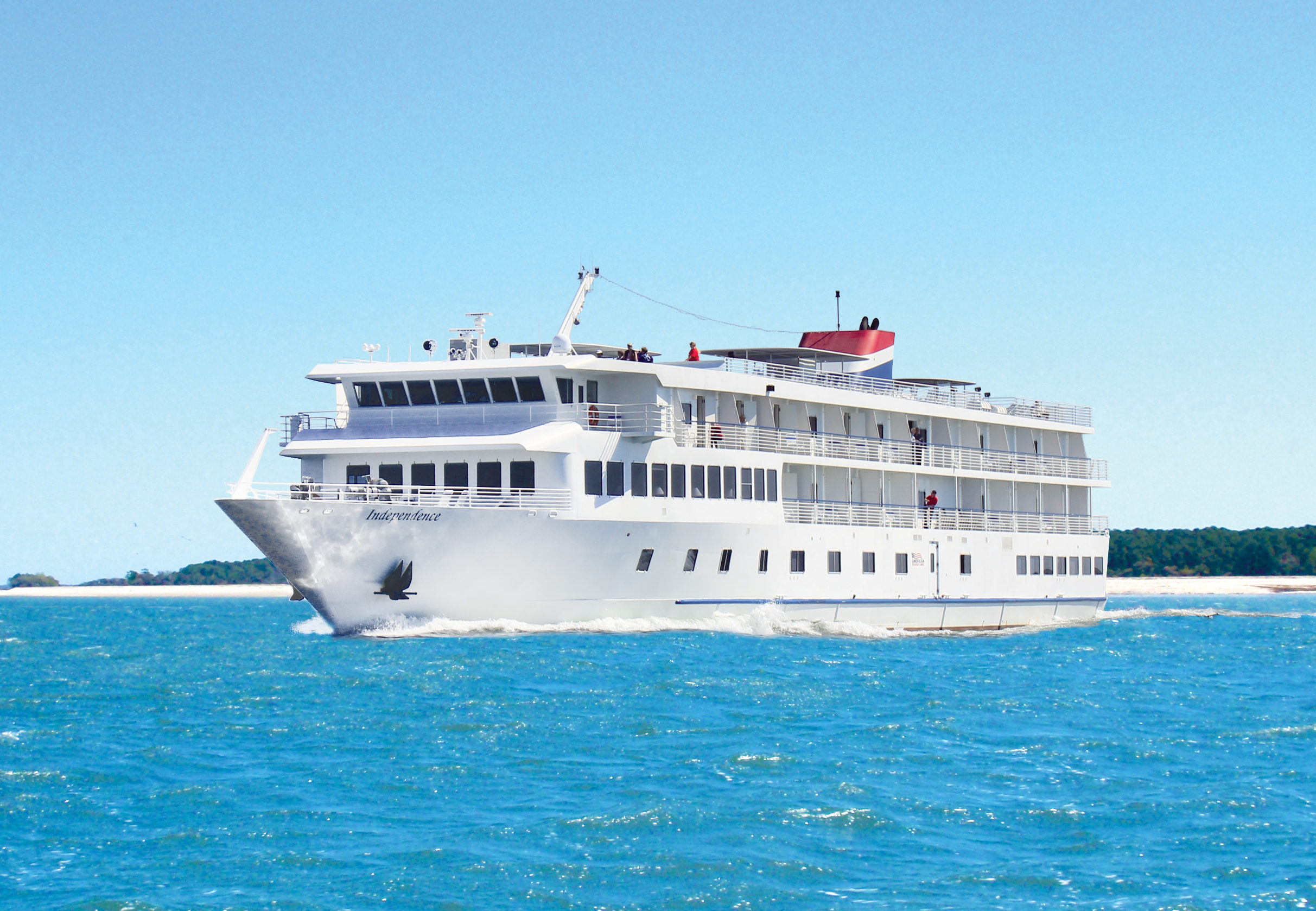 USA River Cruises Proud Partner With American Cruise Lines USA - Us flagged cruise ships