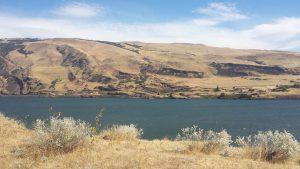 Columbia River The Dalles Oregon Washington