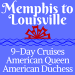 Memphis to Louisville | 9-Day Voyages