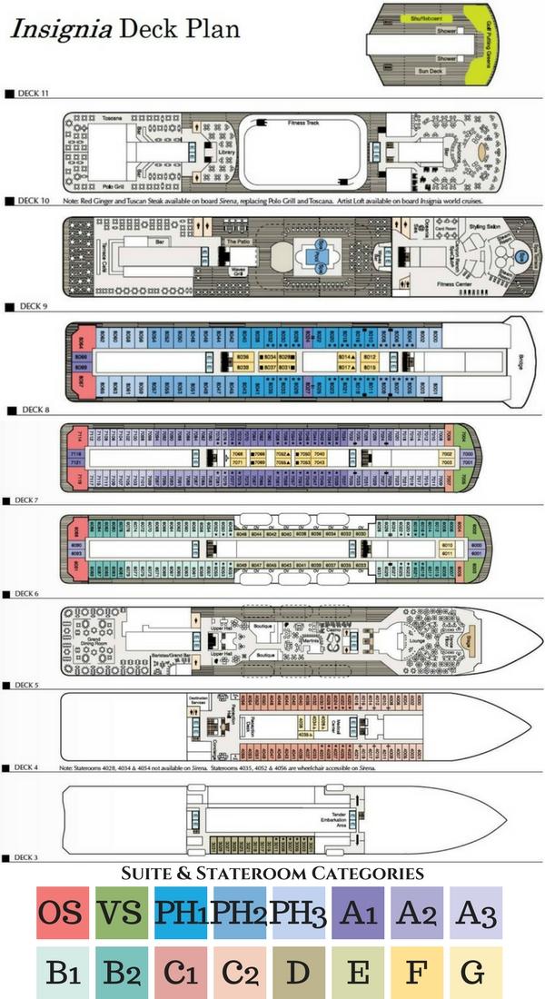 Insignia Usa River Cruises Official Site