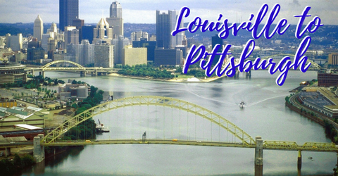 Louisville To Pittsburgh 9 Day Voyages Usa River