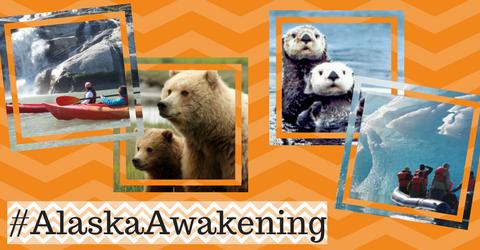 #AlaskaAwakening 2018 Alaska Cruises