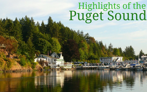 Highlights of the San Juan Islands webpage pic