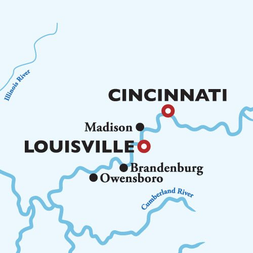 Cincinati to Louisville Cruise