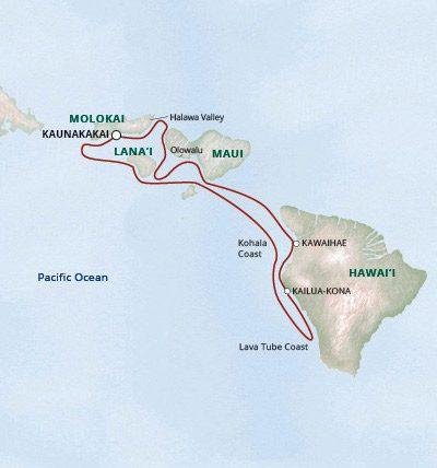 Aloha Hawaii Adventure Cruise