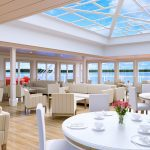 Lounge on American Cruise Lines