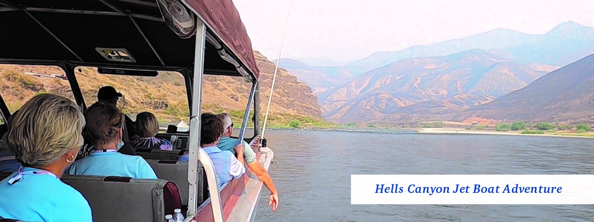 American Cruise Lines snake river