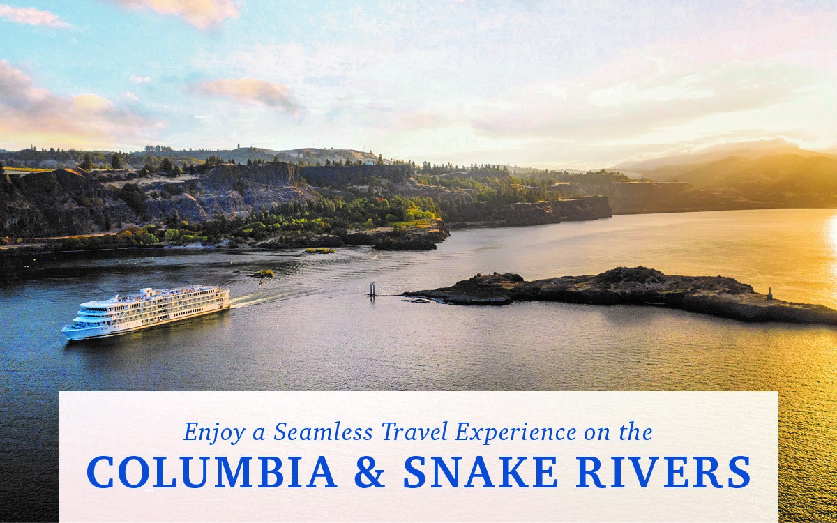 American Cruise Lines Columbia River and Snake River ship