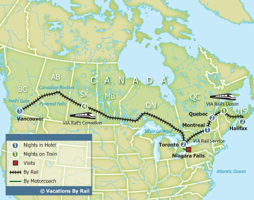 across-canada-via-rail-map