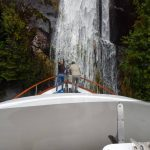 alaska waterfall northern dream