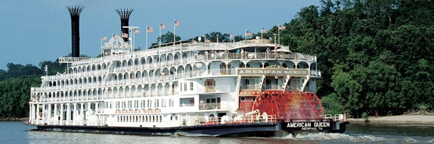 American Queen Cruise Ship