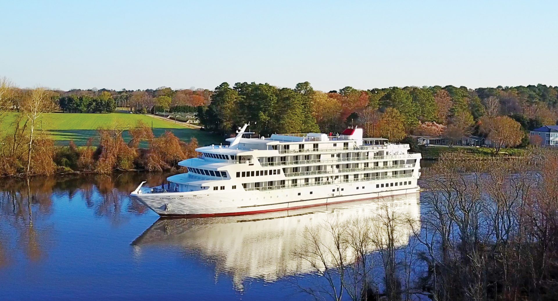 American Constellation Usa River Cruises