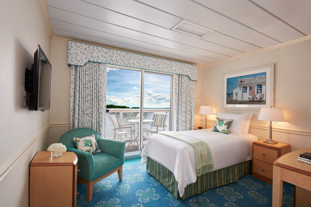 Single Stateroom with Balcony