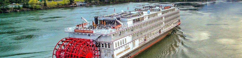 American Empress USA River Cruises - Usa river cruises