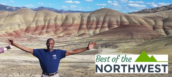 Best of the Northwest Banner