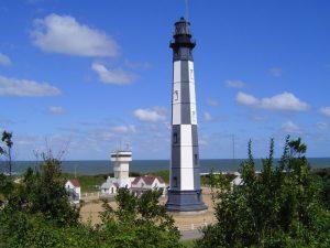 Virginia: Cape Henry Lighthouse