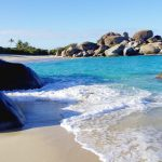 Devil's Bay in Virgin Gorda