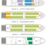 American Empress Deck Plan