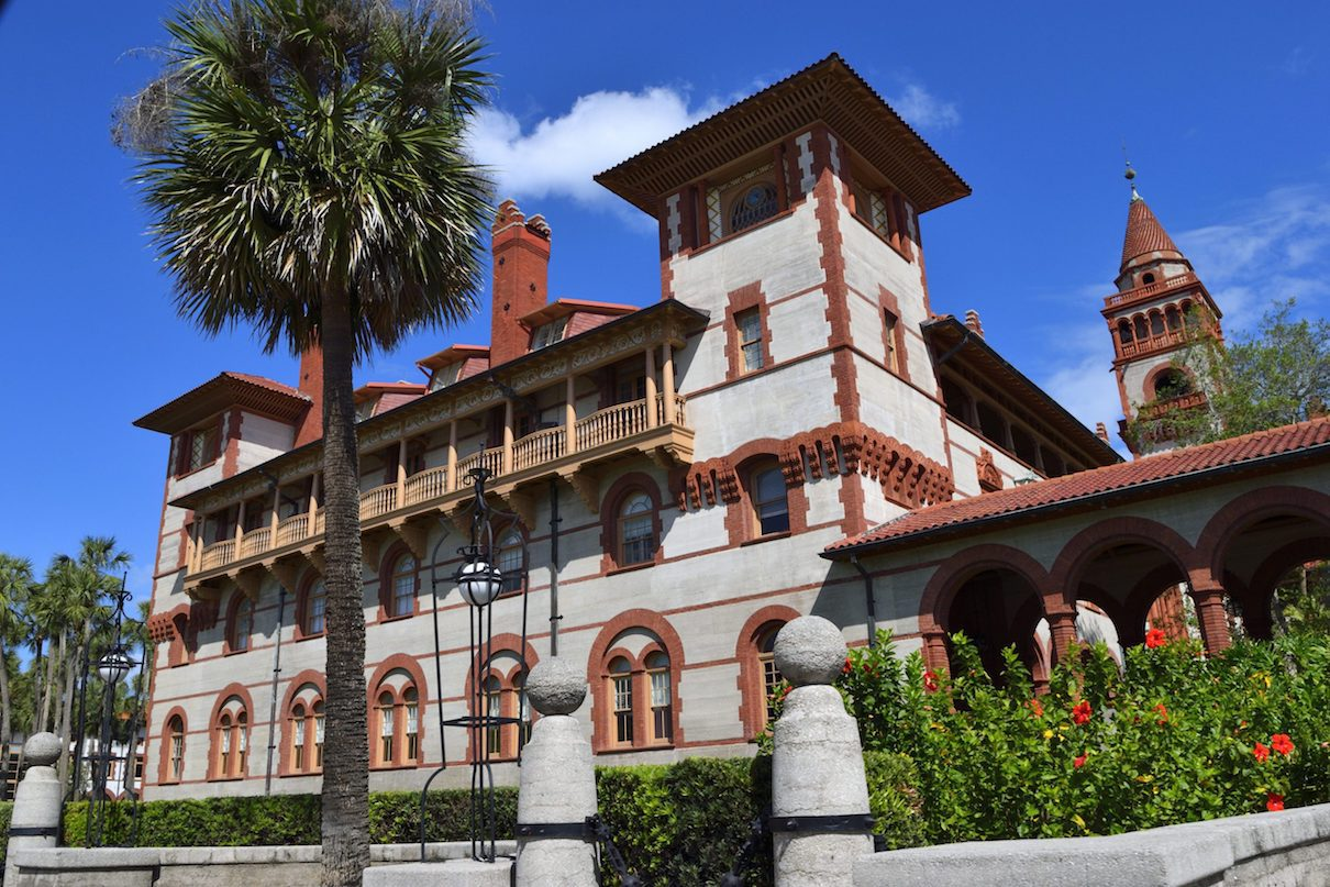 Phot of Flagler College St Augustine Florida