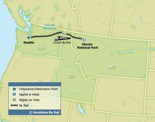 glacier-park-and-seattle-map