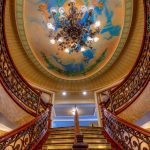Grand Staircase on the American Queen