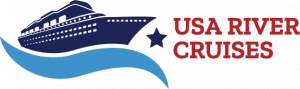 USA River Cruises logo