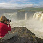 iceland waterfall photographer
