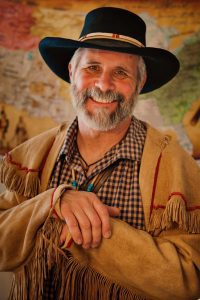 Todd Weber mountain man, historian, and travel guide