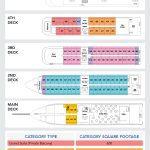 American Melody Deck Plan