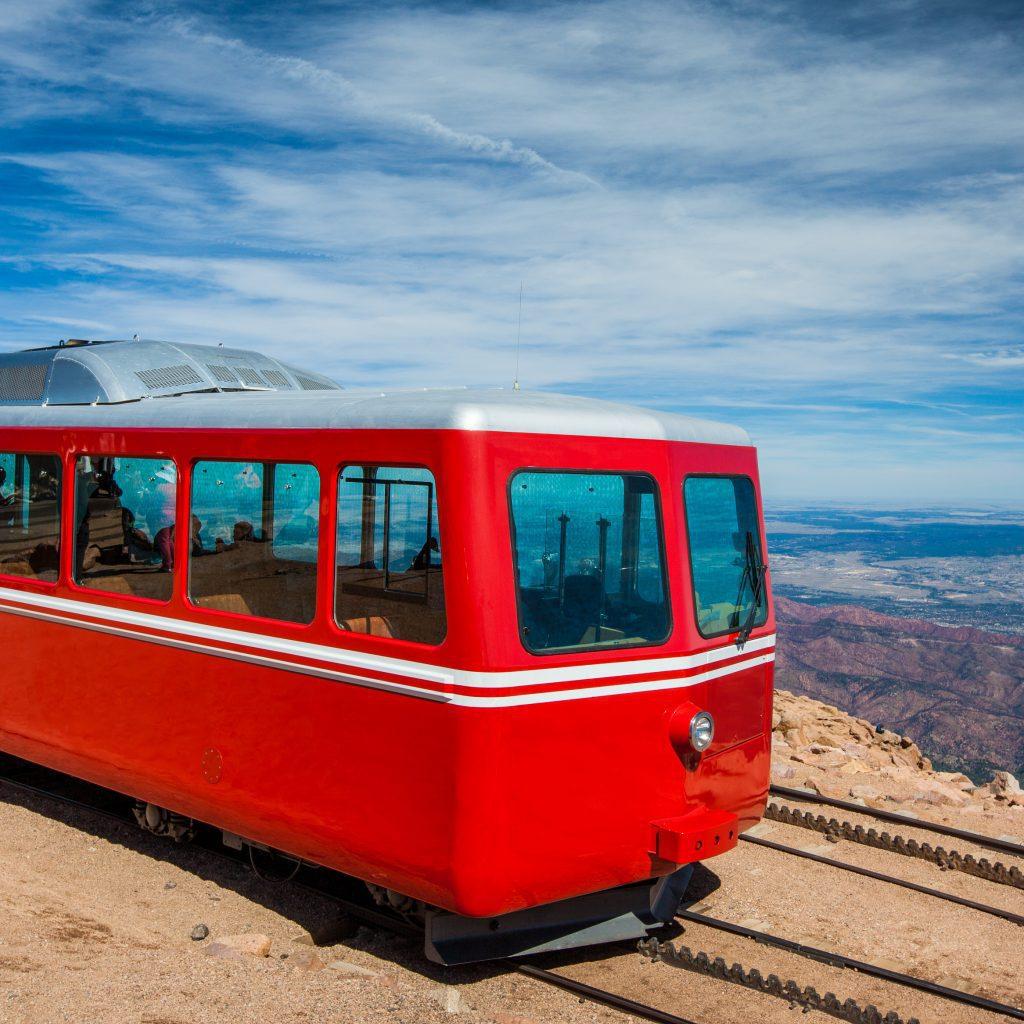 Pikes Peak Cog Railway Travel Time