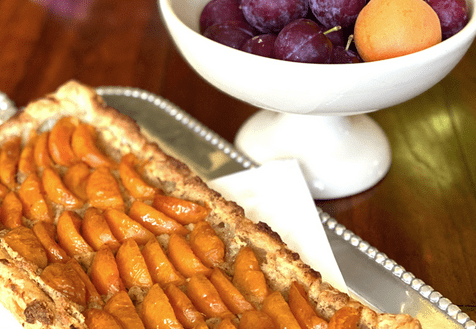 ama waterways apricot dessert