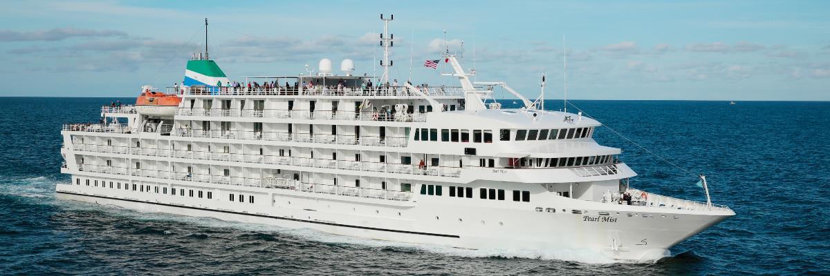 Pearl Mist Cruise Ship
