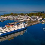 Victory I at Mackinac Island