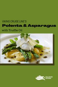 viking cruise lines polenta asparagus recipe